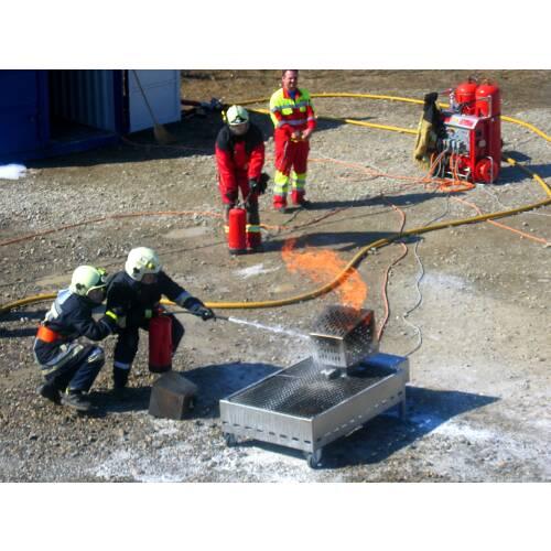 Brandschutzschulung Modul 3