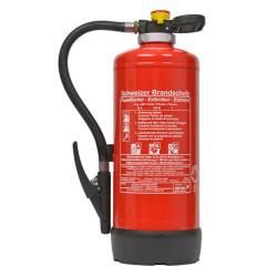 Übungs-Feuerlöscher 9 Liter Schaum...